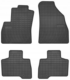 Covorase / Covoare / Presuri cauciuc Fiat Fiorino fabricatie de la 2008+ 5 locuri