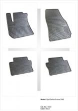 Covorase / Covoare / Presuri cauciuc OPEL ZAFIRA B fabricatie 2005-2012