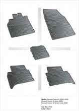 Covorase / Covoare / Presuri cauciuc RENAULT SCENIC 2 II fabricatie 2003-2009