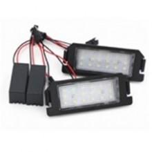Lampa LED numar compatibil HYUNDAI Coupe (GK) 2001-2009