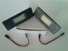 Lampa LED numar compatibila BMW Seria 1E81 E87 (dupa Sep. 2007)