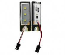 Lampa LED numar compatibila VOLVO V70 II 2000-07