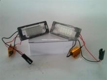 Lampa LED numar compatibila VW Touareg 2 II 2011~