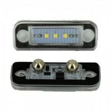 Lampa LED numar dedicata MERCEDES E/C Class / CLS / SLK