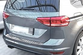 Ornament portbagaj crom Volkswagen VW Touran 2 II (Typ 5T) - fabricatie 2015->