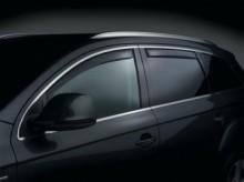 Paravanturi SKODA SUPERB 2 II fabricatie 2008-2015 Sedan (4 buc/set)