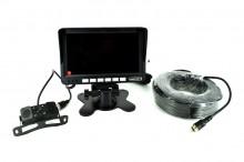 Sistem KIT Monitor + senzori parcare + camera mansarier