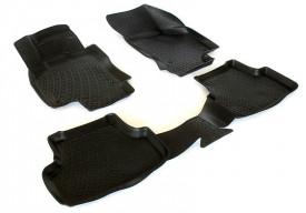 Covoare / Covorase / Presuri cauciuc tip stil tavita AUDI A3 8Y fabricatie de la 2020+