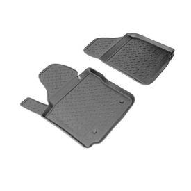 Covoare / Covorase / Presuri cauciuc tip stil tavita Citroen Berlingo 2 II fabricatie 2008-2018 Set Fata