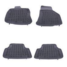Covoare / Covorase / Presuri cauciuc tip stil tavita SKODA Octavia 3 III fabricatie 2013+