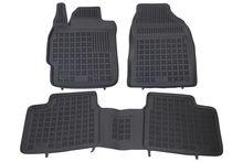 Covoare / Covorase / Presuri cauciuc tip stil tavita TOYOTA Corolla XI 11 fabricatie 2012+