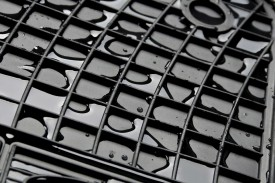 Covorase / Covoare / Presuri cauciuc CITROEN JUMPY 2 II fabricatie 2007-2016 al doilea rand de scaune
