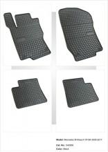 Covorase / Covoare / Presuri cauciuc MERCEDES ML W164 fabricatie 2005-2011