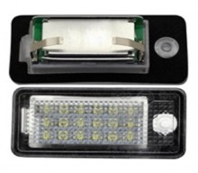 Lampa led numar compatibila AUDI A3 S3 8P 2003-2012