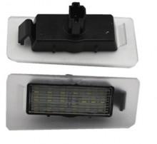 Lampa LED numar compatibila Hyundai I30 2012~2014