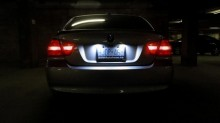 Lampa LED numar compatibila Nissan X-TRAIL