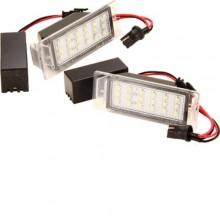 Lampa LED numar compatibila OPEL Mokka