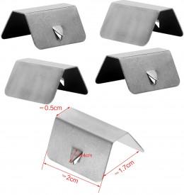 Paravanturi Heko CHEVROLET SPARK fabricatie 2005-2010 Hatchback in 5 usi (4 buc/set)