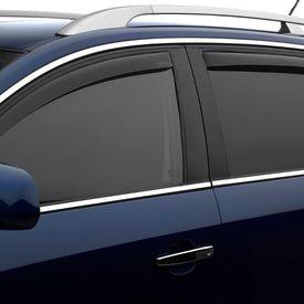 Paravanturi Mercedes Clasa A W176 fabricatie 2012-2018 (4 buc/set)