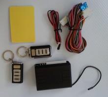 Telecomanda pentru inchidere centralizata cu iesire pentru sirena MODEL 7