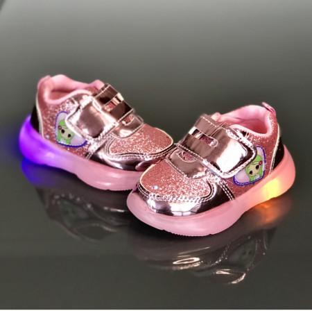 Pantofi copii cu luminite AD-PNK2