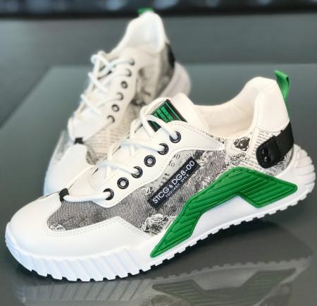 "Pantofi sport barbati ""iShopShoes"" COD: DDG-1GR"