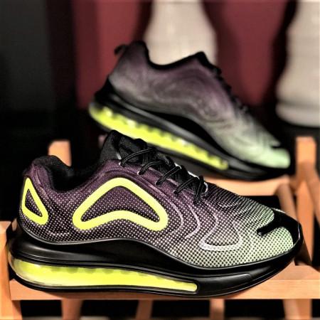 """Pantofi sport """"iShopShoes"""" COD: BLACK-N"""