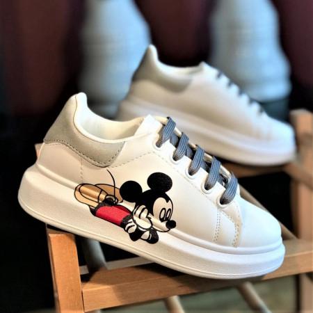 Pantofi sport copii cu imprimeu Mickey Mouse MYK-112