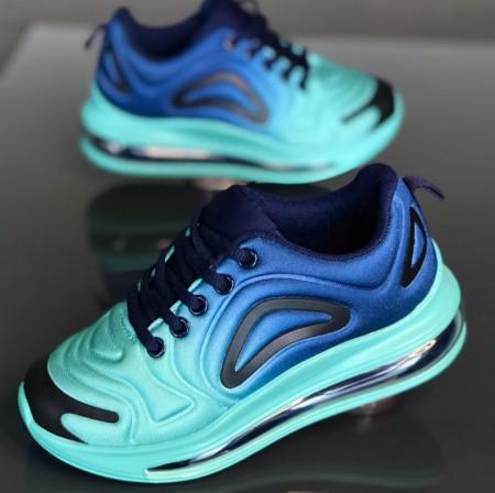 Pantofi sport copii A26-123-BLUE