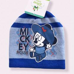 Caciula baieti Mickey Mouse 9-12 luni- MKY-CB3