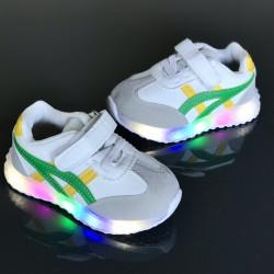 Pantofi copii cu luminite ASC-1