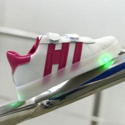 Pantofi copii cu luminite AD-PNK-10
