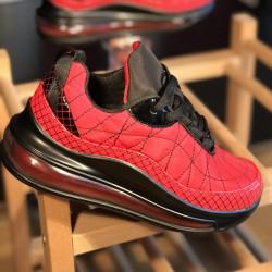 Pantofi copii perna aer A222-RED