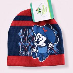 Caciula baieti Mickey Mouse 9-12 luni- MKY-CB5