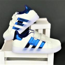 Pantofi copii cu luminite AD-BLU1