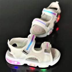 """Sandale copii """"iShopShoes"""" COD: TOY-WHT1"""