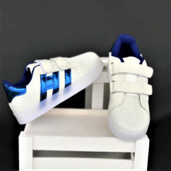 """Pantofi sport copii cu luminite """"iShopShoes"""" COD: AD-BLU1"""