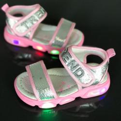 "Sandale copii ""iShopShoes"" COD: T1-PNK1"