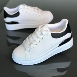 Pantofi copii 503-5-WH-BLACK
