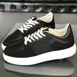 "Pantofi sport barbati ""iShopShoes"" COD: B1-BLACK"