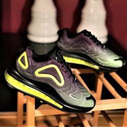 Pantofi sport perna aer BLACK-N