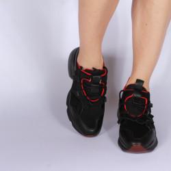 Pantofi sport dama 00420-BLACK