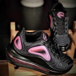Pantofi sport BLK-PNK2