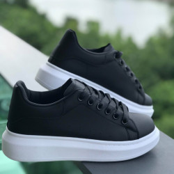"Pantofi sport dama ""iShopShoes"" COD: 12-WH-BLACK"