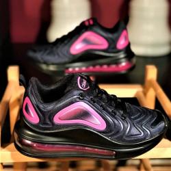 "Pantofi sport dama ""iShopShoes"" COD: BLK-PNK2"