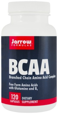 BCAA (Branched Chain Amino Acid Complex) 120 capsule Secom