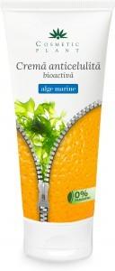 Crema anticelulita bioactiva cu extract de alge marine (200 ml) COSMETICPLANT