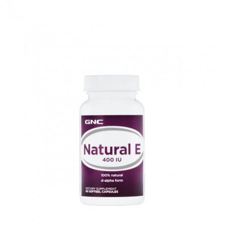 Vitamina E Naturala 400 UI 90 CPS GNC