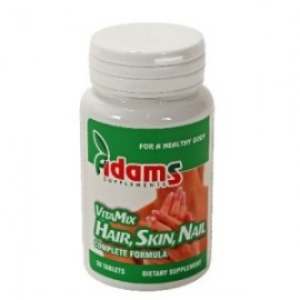 VITAMIX HAIR,SKIN & NAIL 30CPR ADAMS VISION
