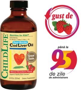 COD LIVER OIL 237ML(PTR.COPII)   SECOM